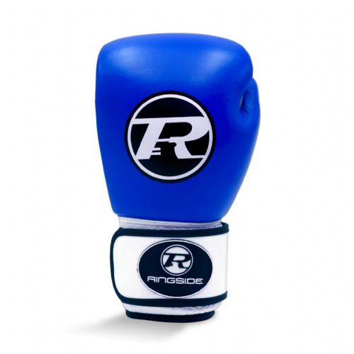 Ringside Club Boxing Gloves Blue/White 12oz